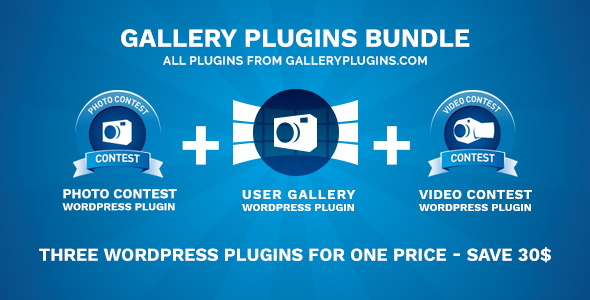 Gallery Plugins Bundle - CodeCanyon Item for Sale
