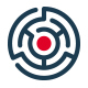 Target Maze Logo Template