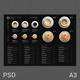Minimalist Photography Coffee Menu A3 - GraphicRiver Item for Sale