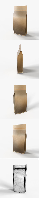 Food packaging v.8 - 3DOcean Item for Sale