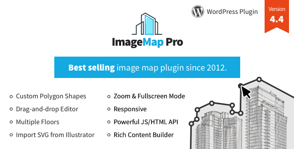 Image Map Pro for WordPress - Interactive Image Map Builder Nulled