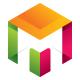 Box M Letter Logo