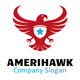 American Hawk Logo - GraphicRiver Item for Sale