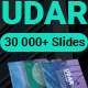 Udar Powerpoint Presentation Template
