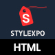 Stylexpo- Responsive Multipurpose E-Commerce HTML5 Template