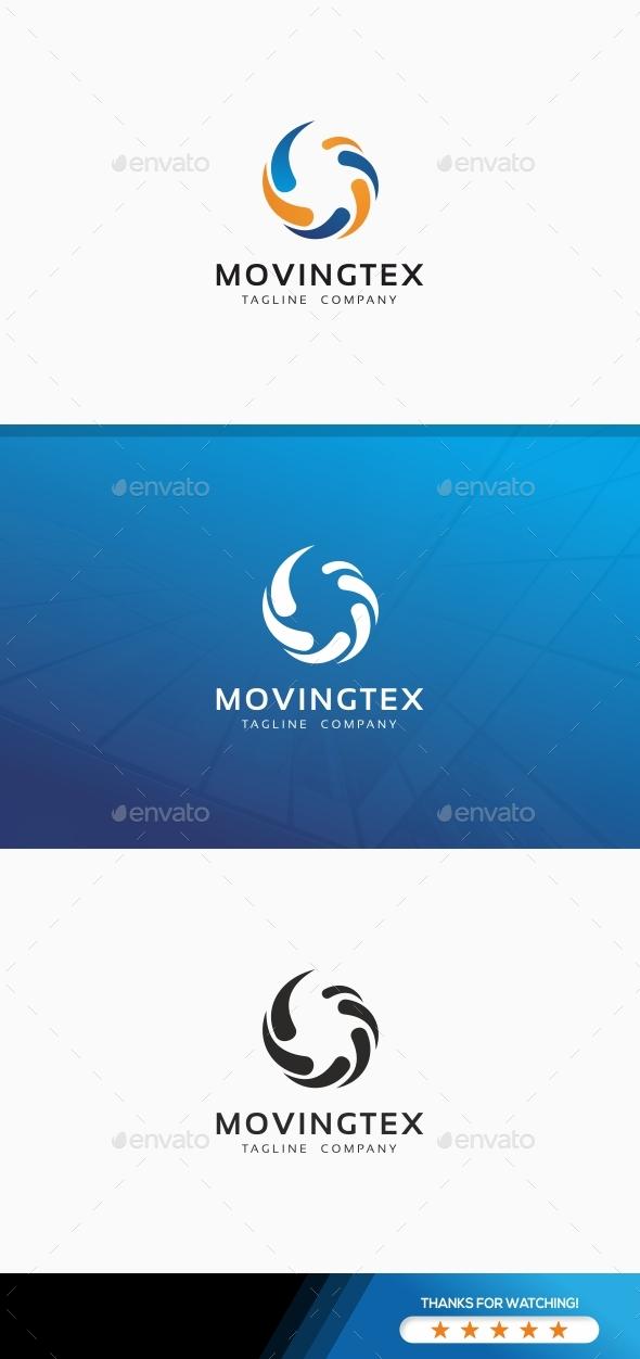 Moving Technology Logo - Symbols Logo Templates
