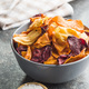 Mixed fried vegetable chips - PhotoDune Item for Sale