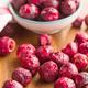 Freeze dried cherries. - PhotoDune Item for Sale