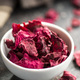 Dried beetroot chips. - PhotoDune Item for Sale