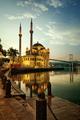 Mosque and Bosphorus bridge - PhotoDune Item for Sale