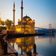 Sunrise over Ortakoy Mosque - PhotoDune Item for Sale