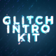 Glitch Intro Kit - VideoHive Item for Sale