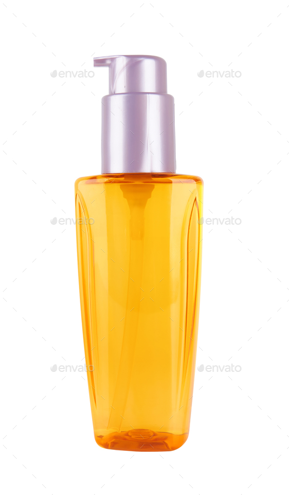 bottle isolated over white - Stock Photo - Images