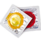 Colorful condoms isolated - PhotoDune Item for Sale