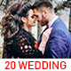 20 Wedding Lightroom Presets - GraphicRiver Item for Sale