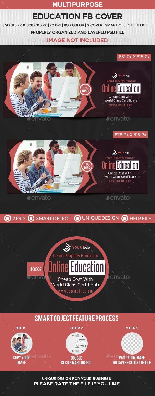 Education Facebook Cover - Facebook Timeline Covers Social Media