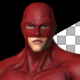 Superhero With Red Suit - VideoHive Item for Sale