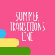 Summer Transitions Line - VideoHive Item for Sale