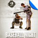 Baseball Nights Event Flyer Template - GraphicRiver Item for Sale