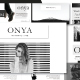 Onya Creative Minimal Powerpoint - GraphicRiver Item for Sale