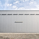 Metallic sheet on a modern industrial building - PhotoDune Item for Sale
