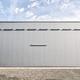 Metallic sheet on a modern industrial building - PhotoDune Item for Sale