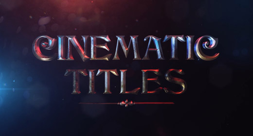 Cinematic Titles
