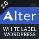 White Label Wordpress Plugin - WpAlter - CodeCanyon Item for Sale