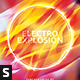 Electro Explosion Flyer - GraphicRiver Item for Sale