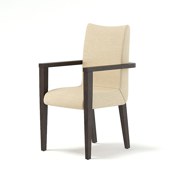 Classic Chair 3D Model - 3DOcean Item for Sale