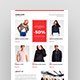 Flyer – Fashion Look Book - GraphicRiver Item for Sale