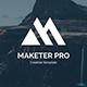 Marketer Pro Multipurpose Keynote Template - GraphicRiver Item for Sale