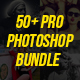 50+ Pro Photoshop Bundle