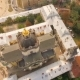 Flying Over Cathedral of St. Jura Lviv Ukraine. - VideoHive Item for Sale