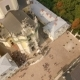 Flying Over Cathedral of St. Jura Lviv Ukraine - VideoHive Item for Sale