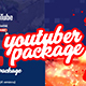 Youtuber Package - VideoHive Item for Sale