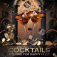 Happy Hour Cocktails Flyer - GraphicRiver Item for Sale
