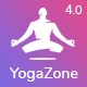 YogaZone: Yoga, Fitness & Meditation Mobile Responsive Bootstrap Html Template - ThemeForest Item for Sale
