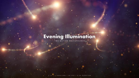 Videohive Evening Illumination 12671001