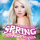 Spring Holyday Night Flyer - GraphicRiver Item for Sale