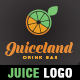 Juiceland Logo Template