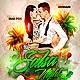 Salsa Night Party Flyer