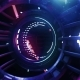VJ Loop Neon Digital Tunnel - VideoHive Item for Sale