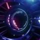 VJ Loop Neon Digital Tunnel - VideoHive Item for Sale