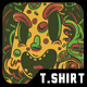 Pizza Lord T-Shirt Design - GraphicRiver Item for Sale
