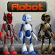 Robot Sprites - GraphicRiver Item for Sale