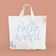 Tote Canvas Bag Mockups - GraphicRiver Item for Sale