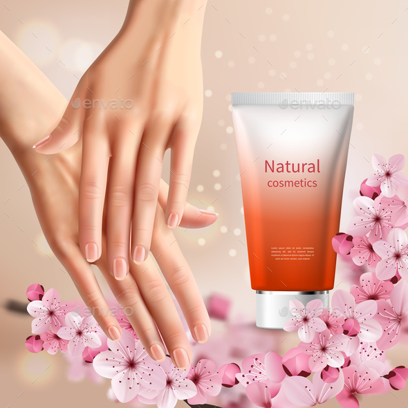 Sakura Promotion Flyer - Miscellaneous Vectors