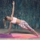 Young Woman Practicing Yoga - VideoHive Item for Sale