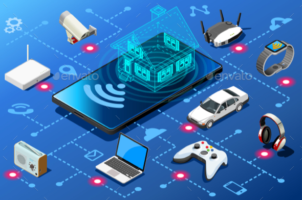 Home Control Panel - Communications Technology